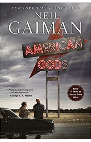 American Gods [tv Tie-In] - (PB)